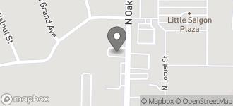Map of 6416 North Oak Trafficway in Gladstone