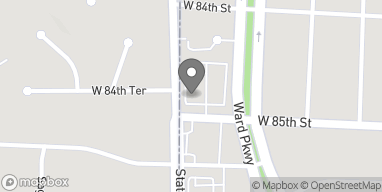 Map of 8427 State Line Rd in Kansas City