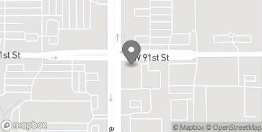 Map of 9101 Metcalf in Overland Park