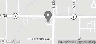 Map of 5501 Leavenworth Rd in Kansas City