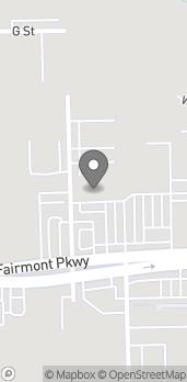 Mapa de 1430 W Fairmont Pkwy en La Porte