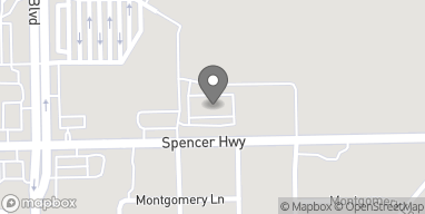 Mapa de 9315 Spencer Highway en Deer Park