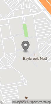 Mapa de 500 Baybrook Mall en Friendswood