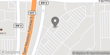 Mapa de 5708 Fairmont Parkway en Pasadena