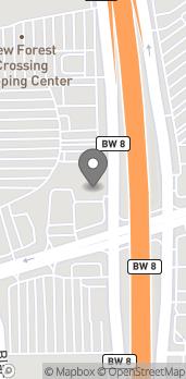 Mapa de 15419 - A Wallisville Rd en Houston