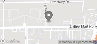 Map of 5125 Aldine Mail Route Rd. in Houston