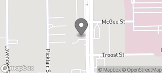 Map of 5725 Lockwood Dr in Houston