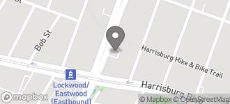 Map of 309 S. Lockwood in Houston