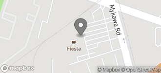 Map of 5600 Mykawa Rd./Fiesta in Houston