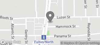 Map of 2706 Fulton in Houston