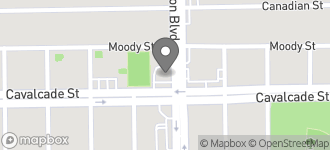 Map of 4701 Irvington Blvd in Houston