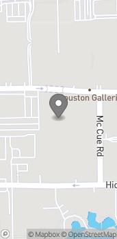 Mapa de 5135 W. Alabama St en Houston
