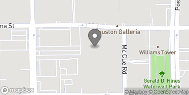 Mapa de 5135 W. Alabama St en Houston