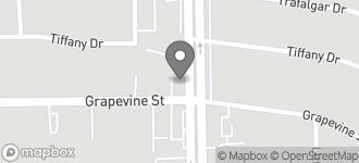 Map of 14450 S. Post Oak in Houston