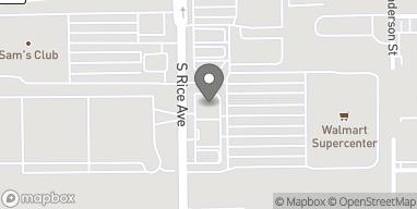 Mapa de 5409 Rice Ave en Houston