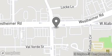 Mapa de 5661 Westheimer Rd en Houston