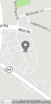 Mapa de 12430 Tomball Parkway en Houston