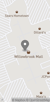Map of 2000 Willowbrook Mall in Houston