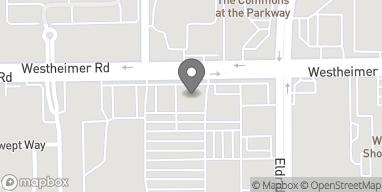 Mapa de 13341 Westheimer Rd en Houston