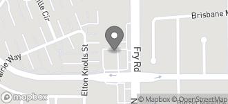 Map of 6201 N. Fry Road in Katy