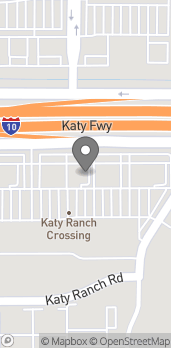 Mapa de 24441 Katy Freeway en Katy