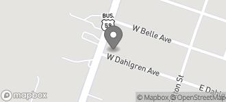 Map of 2400 N. Richmond Rd in Wharton