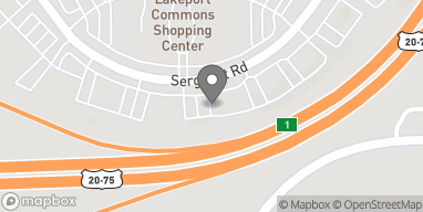 Map of 5002 Sergeant Rd in Sioux City