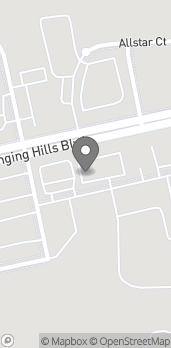 Map of 3200 Singing Hills Blvd in Sioux City