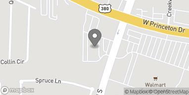 Mapa de 200 South Beauchamp Blvd en Princeton