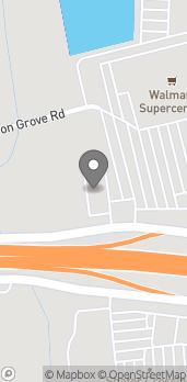 Mapa de 301 E US Highway 82 en Sherman
