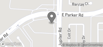 Map of 2300 E. Parker Road in Plano