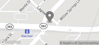 Map of 4656 Scyene Road in Dallas