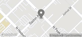 Map of 4210 Gaston Avenue in Dallas
