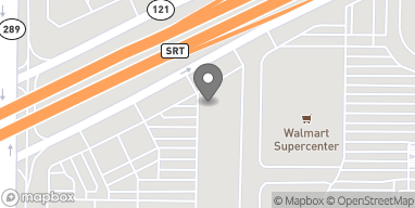 Map of 8700 Preston Rd in Plano