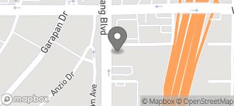 Map of 2410 S. Zang Blvd in Dallas