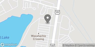 Mapa de 1451 Hwy 77 en Waxahachie