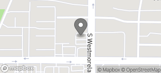 Map of 2509 S. Westmoreland Rd. in Dallas