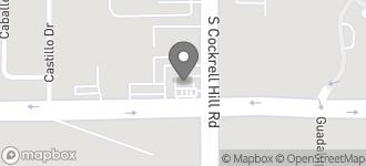 Map of 4411 W. Kiest Blvd. in Dallas