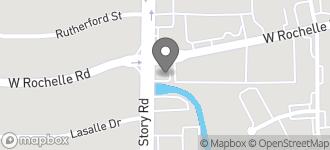 Map of 2530 N. Story Rd in Irving