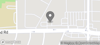 Map of 230 W. Harwood Road in Euless
