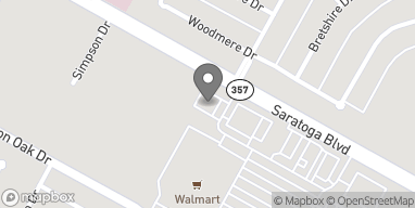 Map of 6093 Saratoga Blvd in Corpus Christi