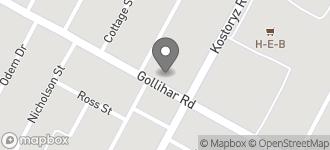 Map of 3140 Gollihar Rd in Corpus Christi
