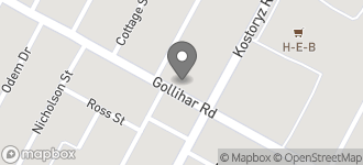 Map of 3140 Gollihar Rd in Corpus Christi