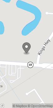 Mapa de 3147 Boca Chica Blvd en Brownsville