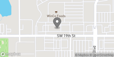 Map of 761 SW 19th St in Moore