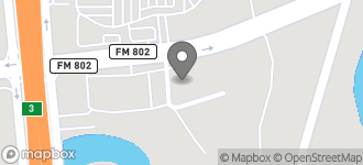 Map of 1104 Ruben M. Torres Boulevard in Brownsville