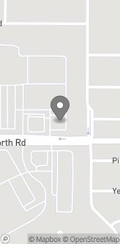 Map of 2003 W Danforth Rd in Edmond