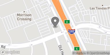 Mapa de 4305 N Expressway en Brownsville