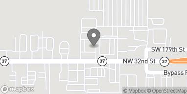 Mapa de 3257 Triple Jay Dr en Newcastle