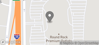 Map of 4401 N. Interstate 35 in Round Rock